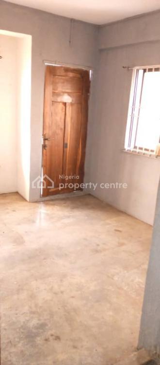Clean 2 Bedrooms, Ebute Metta East, Yaba, Lagos, Flat for Rent