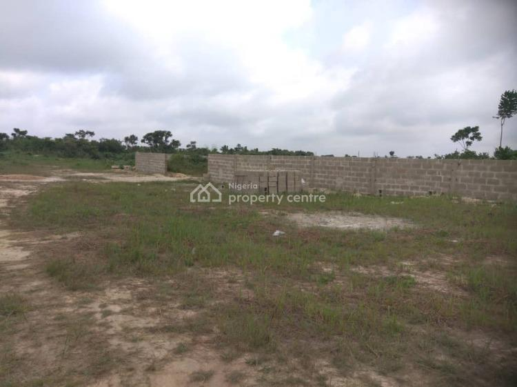 Total Dry Land in a Secured Estate and Great Location, Opposite Christopher University (beside Rccg Youth Church), Mowe Ofada, Ogun, Residential Land for Sale