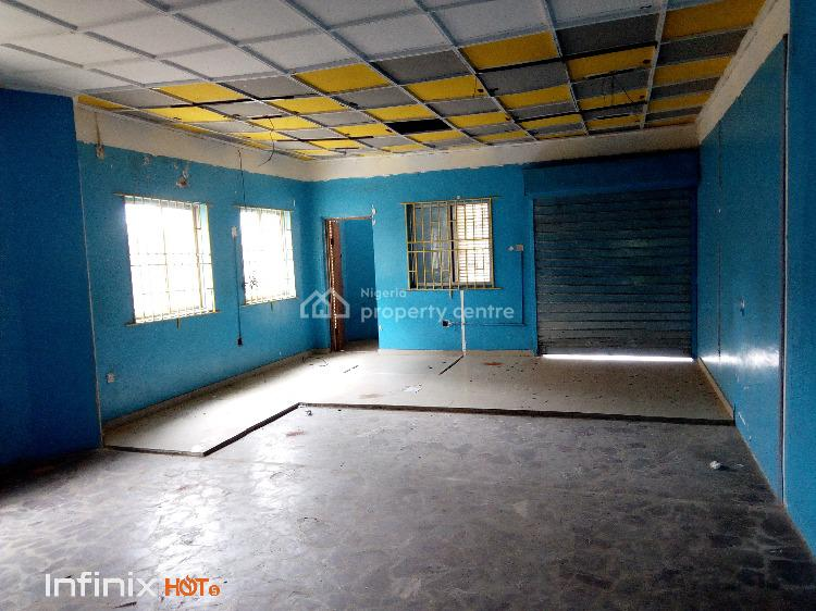 Open Space Commercial Space on Ground Floor of About 70m2, Ogudu Road, Gra, Ogudu, Lagos, Commercial Property for Rent