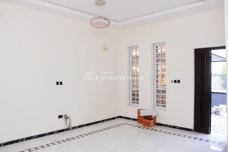 4 Bedroom Semi Detached Duplex, Osapa London, Lekki, Lagos, Semi-detached Duplex for Rent