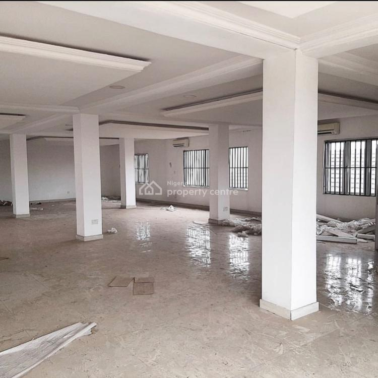 Strategically Located Office/shop Space(front View, 2nd Flor)., Lekki Phase 1, Lekki, Lagos, Office Space for Rent