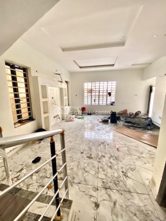 Brand New 4 Bedrooms +1bq Fully Detached Duplex, Chevron, Lekki, Lagos, Detached Duplex for Sale