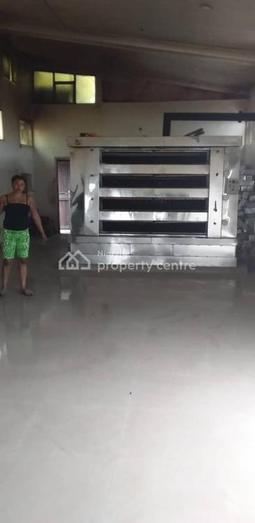 Ultra Modern Bakery and Pure Water Factory in a Nice Location, Owerri, Imo, Factory for Sale