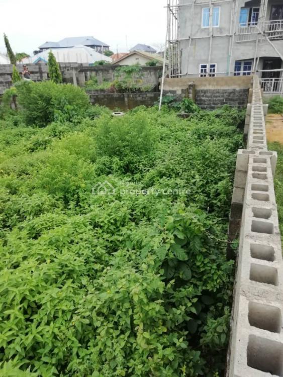 2 Plots of Gazetted Fenced Land, Onosa, Ibeju Lekki, Lagos, Residential Land for Sale