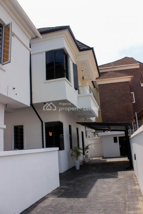 5 Bedroom Detached Duplex, Osapa London, Lekki, Lagos, Detached Duplex for Sale
