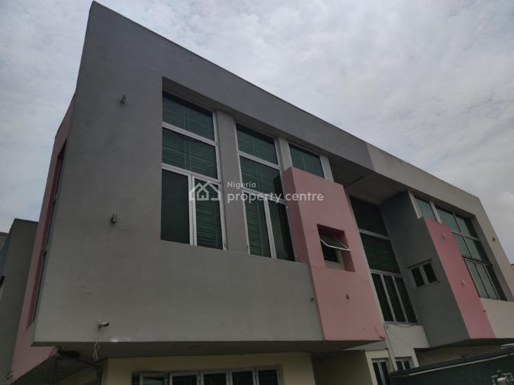 Luxury 4 Bedrooms Duplex, Lekki Phase 1, Lekki, Lagos, House for Rent