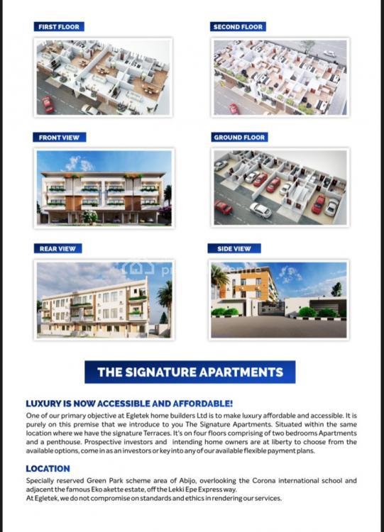 The Signature, Abijo, Lekki, Lagos, House for Sale