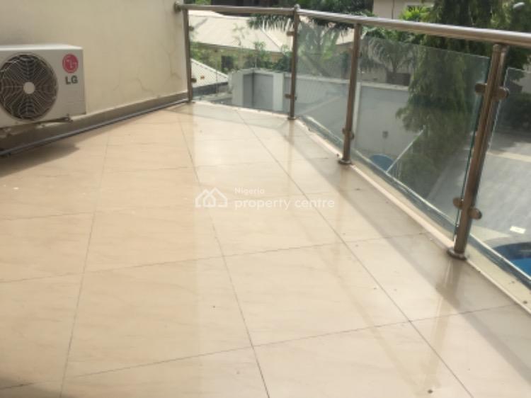 Diplomatic Fully Serviced & Furnished 2 Bedroom Flat,pool,gym,elevator, Jabi, Abuja, Flat for Rent