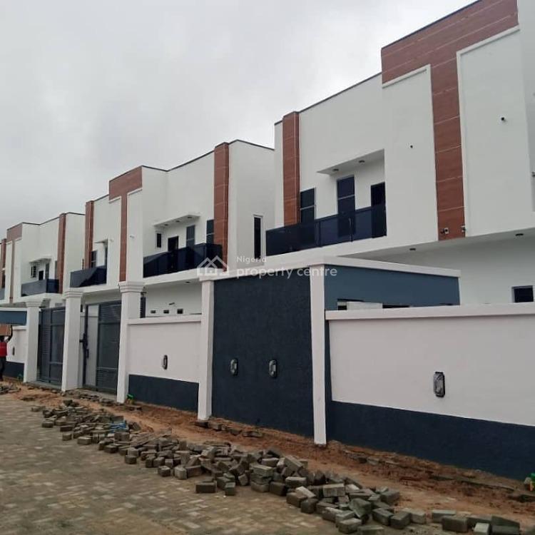Luxury 4 Bedroom Terrace Duplex, Signature Homes, Ikota, Lekki, Lagos, Terraced Duplex for Sale