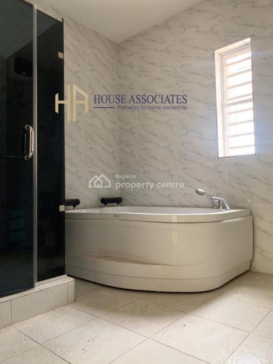 New 4 Bedroom Fully Detached Duplex, Orchid Road, Ikota, Lekki, Lagos, Detached Duplex for Sale
