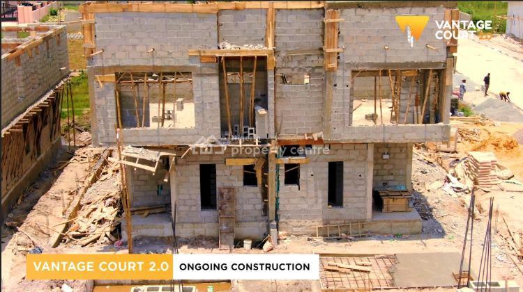 5 Bedroom Terrace Duplex, Signature Estate Abjio, Sangotedo, Ajah, Lagos, Terraced Duplex for Sale