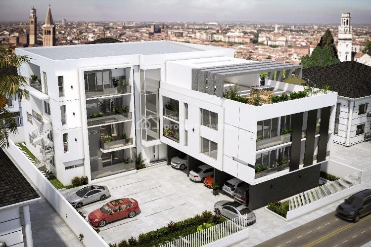 Luxury 3 Bedrooms All Ensuite + 1 Bq, Fatal Arobieke Street, Lekki Phase 1, Lekki, Lagos, Flat for Sale