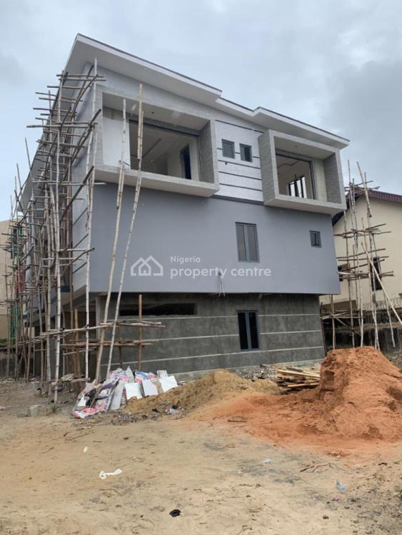 4 Bedroom Terraced Duplex with Bq, Parkview, Ikoyi, Lagos, Terraced Duplex for Sale