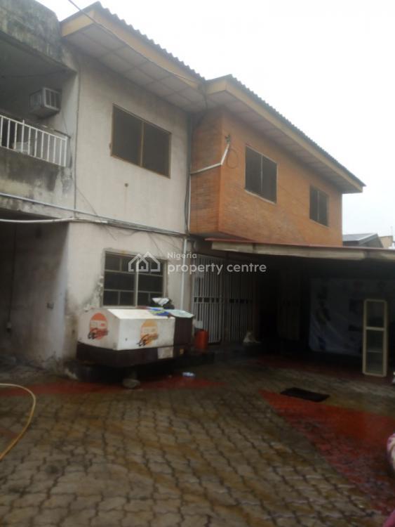 5 Bedrooms Detached House, Amore Street, Off Toyin Street, Allen, Ikeja, Lagos, Detached Duplex for Rent