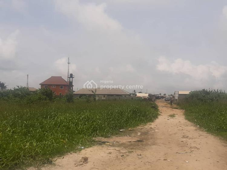 Cheap 100 Plots of Land Dry in a Serene Environment, Free Trade Zone, Akodo Ise, Ibeju Lekki, Lagos, Mixed-use Land for Sale