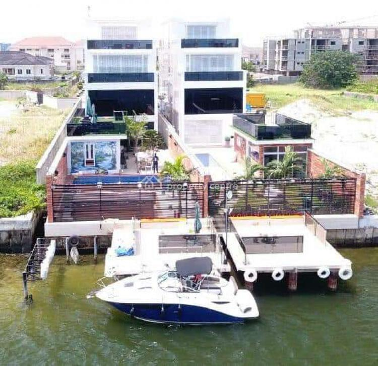 Luxury 6 Bedrooms Terrace Duplex, Banana Island, Ikoyi, Lagos, Terraced Duplex for Sale