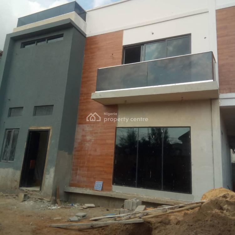 Brand New 5 Bedroom Detached with a Room Bq. C of O, Magodo Phase 2, Gra, Magodo, Lagos, Detached Duplex for Sale