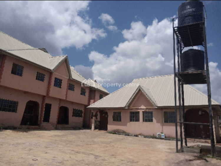 Tastefully Finished 3 Bedrooms Flat, Opposite St. Clares Nursery & Primary School, Temidire, Osogbo, Osun, Mini Flat for Rent