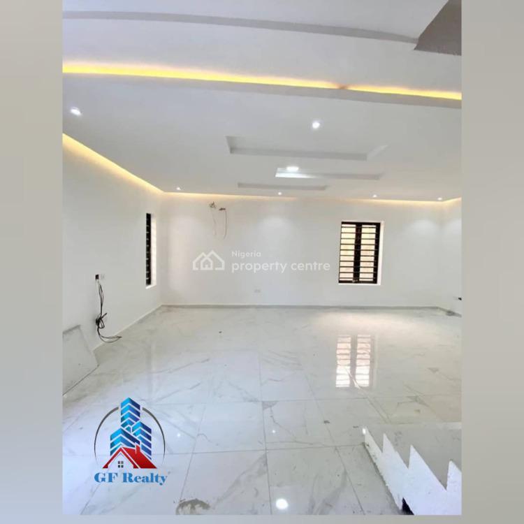 Tastfully Finished & Luxury 4 Bedroom Semi Detached Duplex with Bq, Osapa, Lekki, Lagos, Semi-detached Duplex for Sale