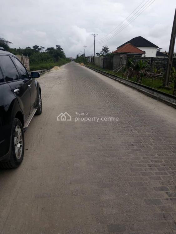 Exotically Built 4 Bedroom Semi-detached Duplex with Penthouse., Majesty Court, Along Mobil Road, Ajah, Lagos, Semi-detached Duplex for Sale