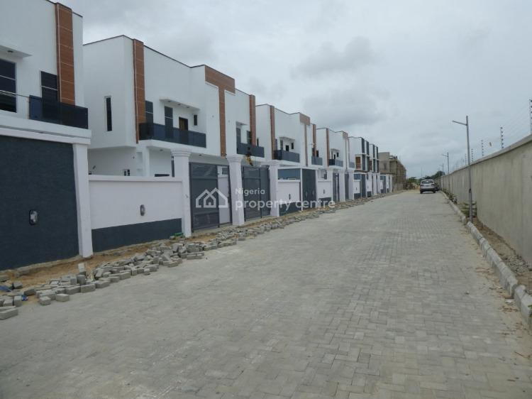 Luxury 4 Bedrooms Semi-detached in a Gated Estate, Ikota Villa Estate, Ikota, Lekki, Lagos, Semi-detached Duplex for Sale
