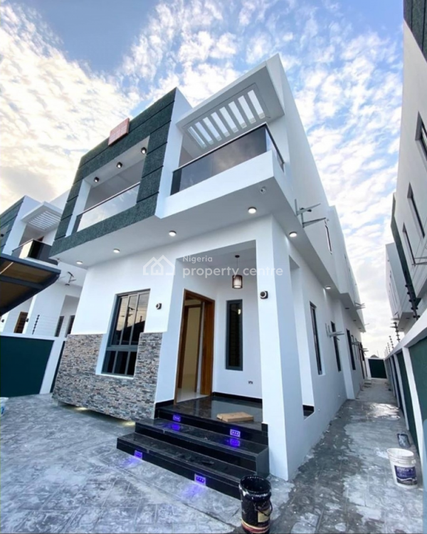 Brand New 5 Bedroom Fully Detached Duplex, Ikate Elegushi, By Lekki Phase 1, Ikate, Lekki, Lagos, Detached Duplex for Sale