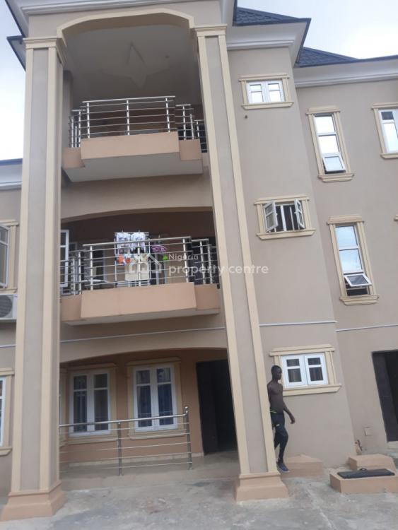 Luxurious New 3 Bedroom Flat, Close to The Road, Grandmate, Ago Palace, Isolo, Lagos, House for Rent