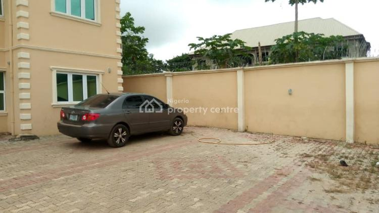 4 Block of Flats of 3 Bedroom Each on 2 Plots of Land, Behind Dss Estate, Ile Titun, Ibadan, Oyo, Block of Flats for Sale