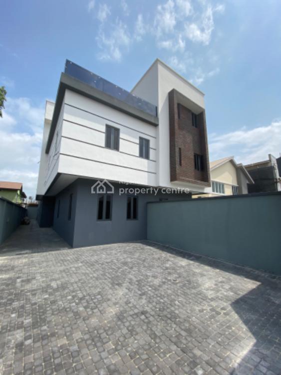 Luxury 5 Bedroom Semi-detached Duplex, Lekki Phase 1, Lekki, Lagos, Semi-detached Duplex for Sale