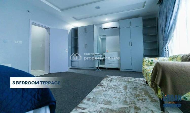 Luxury 3 Bedroom Terraced Duplex and Bq with Excellent Features, Lekki Phase 2, Lekki, Lagos, Terraced Duplex for Sale