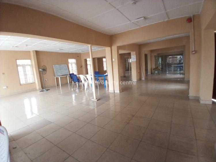 900 Sqm Open Plan Commercial Building, Ikeja, Lagos, Commercial Property for Rent