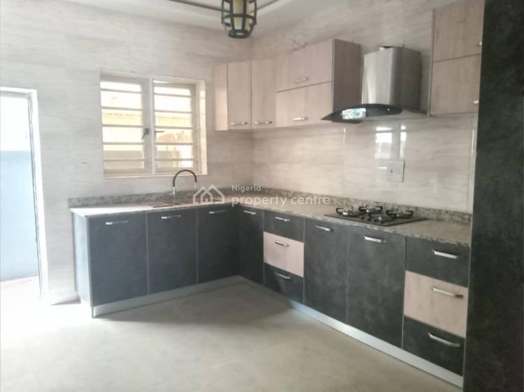 4 Bedroom Semi-detached with a B/q, Agungi, Lekki, Lagos, Semi-detached Duplex for Sale