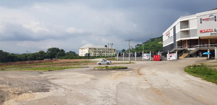 2000sqm Commercial Land with C of O, Beside Spar Supermarket, Life Camp, Abuja, Commercial Land for Sale