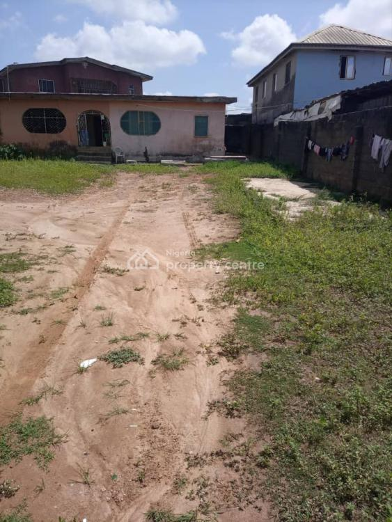 3 Bedroom Set Back on a Full Plot of Land in a Serene Environment, Command Meiran Via Abule Egba, Meiran, Agege, Lagos, Detached Duplex for Sale