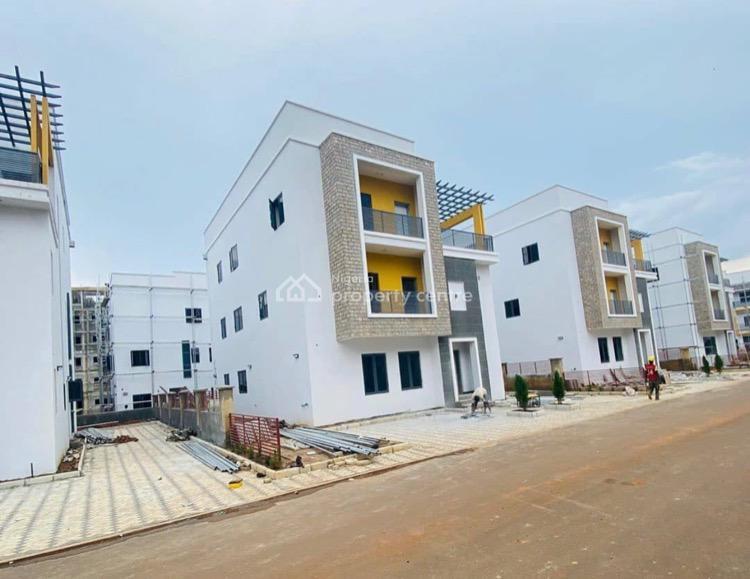 5 Bedroom Detached Duplex, Wuye, Abuja, Detached Duplex for Sale