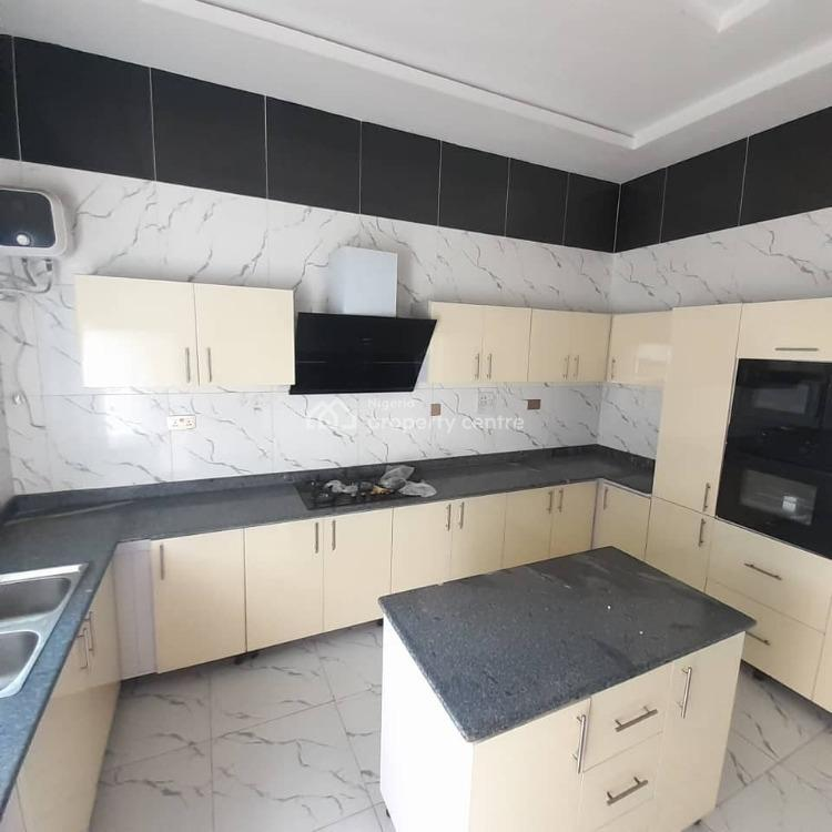 4 Bedrooms Semi Detached Duplex with Bq, 2nd Toll Gate, Lekki, Lagos, Semi-detached Duplex for Rent