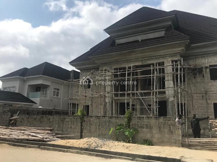 4 Units of 4 Bedroom Penthouse and Semi Detached Duplexes with Bq., Dr Babatunde Goodluck Road,, Lekki Phase 2, Lekki, Lagos, Semi-detached Duplex for Sale