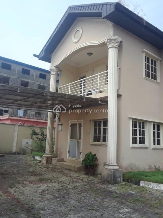 5 Bedroom Duplex with a Room and a Palour Bq, Ajah, Along Addo Badore Road, Badore, Ajah, Lagos, House for Sale