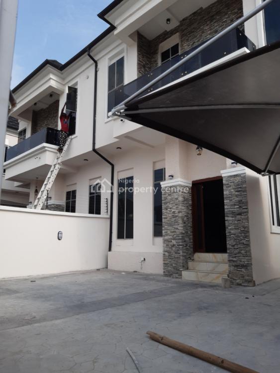Luxury 4 Bedroom Semi Detached Duplex, Chevyview Estate, Lekki, Lagos, Semi-detached Duplex for Rent