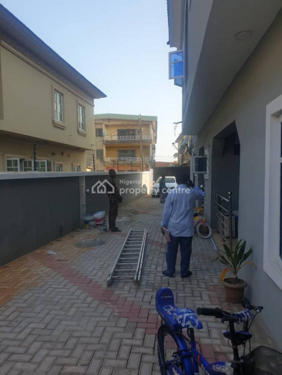 Newly Built Mini Flat, Off Peace Estate, Aguda, Surulere, Lagos, Mini Flat for Rent