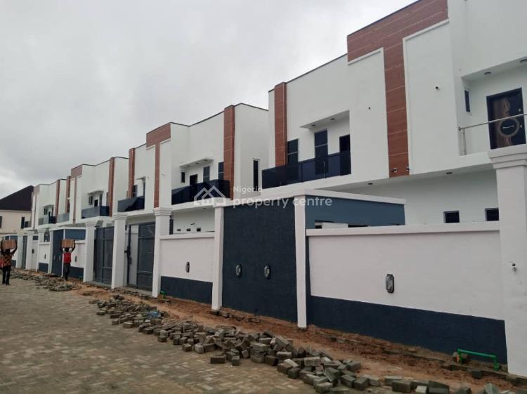 Luxury 4 Bedroom Duplex, Ikota Villas Estate, Ikota, Lekki, Lagos, Terraced Duplex for Sale