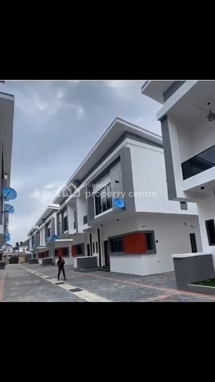 Luxury Fully Detached Duplex, Back of Mega Chicken, Ikota, Lekki, Lagos, Detached Duplex for Sale