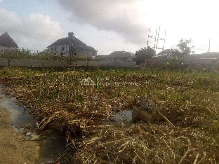 Half Plot of Land, Startime Estate Ago Palace Way, Ago Palace, Isolo, Lagos, Residential Land for Sale