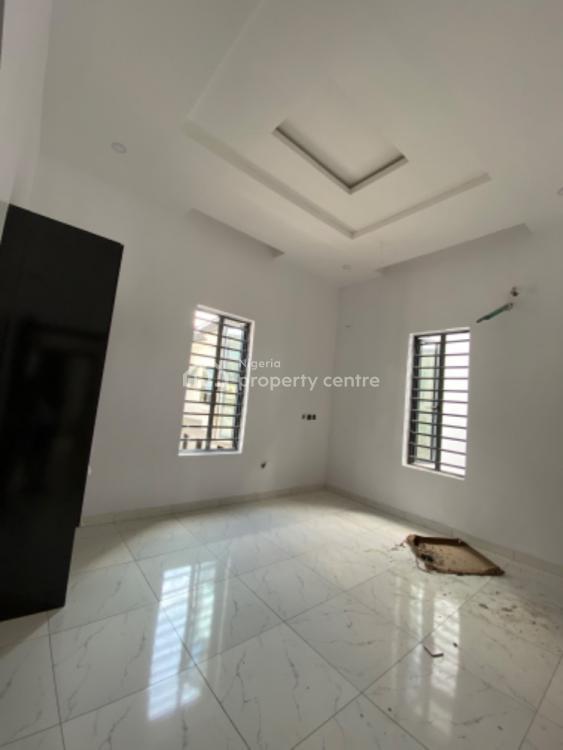 Spacious 5 Bedroom Luxury Fully Detached Duplex with a Domestic Room, Chevron, Lekki Expressway, Lekki, Lagos, Detached Duplex for Sale