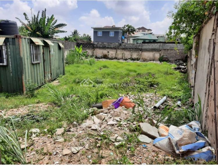 375 Sqm of Dry Land, Juli Estate, Oregun, Ikeja, Lagos, Mixed-use Land for Sale