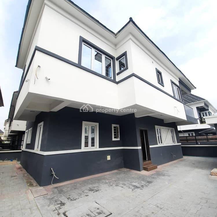 5 Bedroom Luxury Detached Duplex, Chevron, Lekki, Lagos, Detached Duplex for Sale