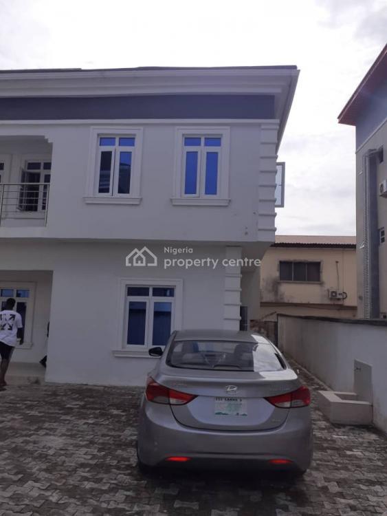 4 Bedrooms Semi Detached Duplex, Atlantic View Estate, Alpha Beach Road, Igbo Efon, Lekki, Lagos, Semi-detached Duplex for Rent