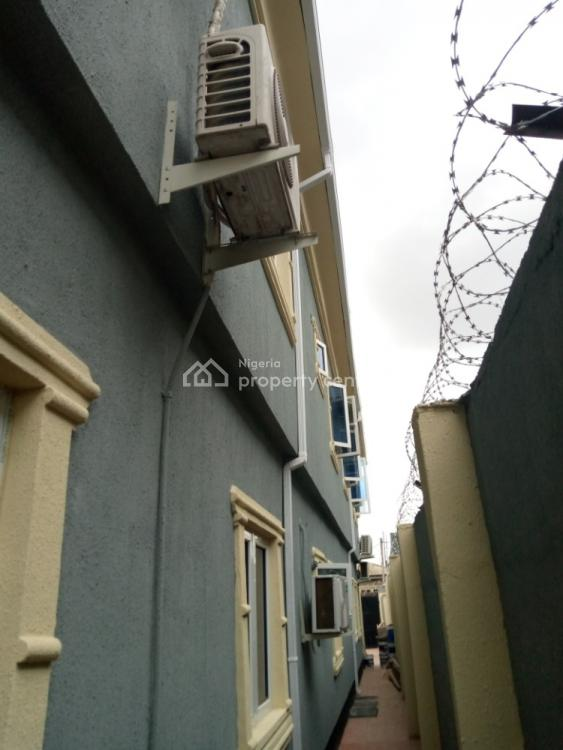 Brand New Two Bedroom Apartment in a Gated Street, Olaniyi, New Oko-oba, Agege, Lagos, Flat for Rent