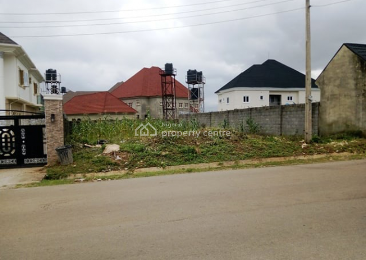Buildable and Livable Plot, Apo Resettlement, Apo, Abuja, Residential Land for Sale