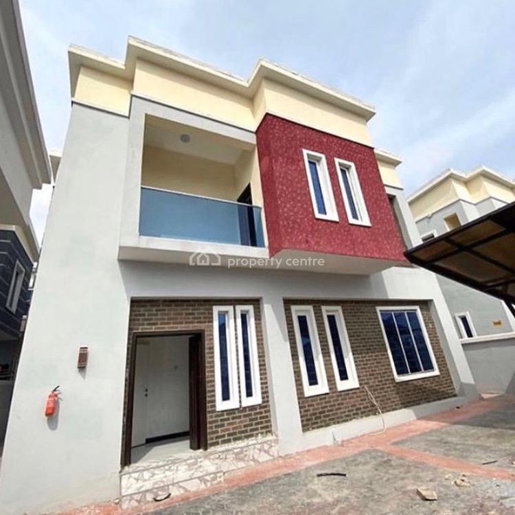 Lovely 4 Bedroom Fully Detached Duplex with Room Bq, Ikota, Lekki, Lagos, Detached Duplex for Sale